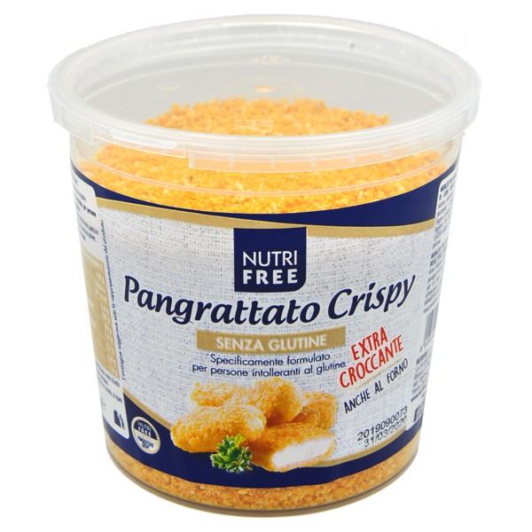 NUTRIFREE PANGRATTATO CRISPY 250 g