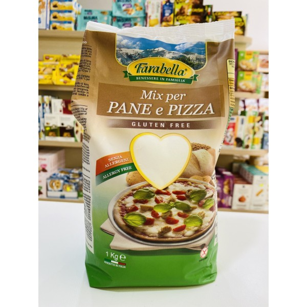 FARABELLA MIX PER PANE E PIZZA 1KG