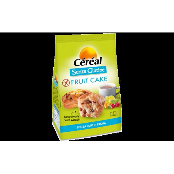 CEREAL FRUIT CAKE 200G