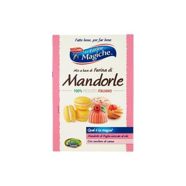LE FARINE MAGICHE MANDORLE 250G