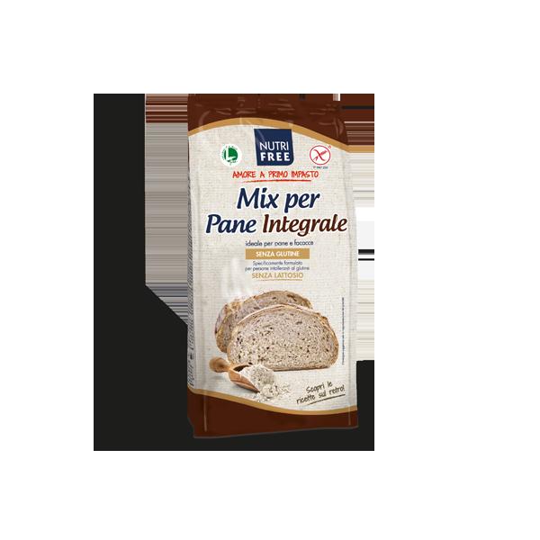NUTRIFREE MiX PANE INTEGRALE 1 kg