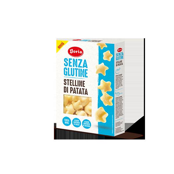 DORIA STELLINE DI PATATE 400G
