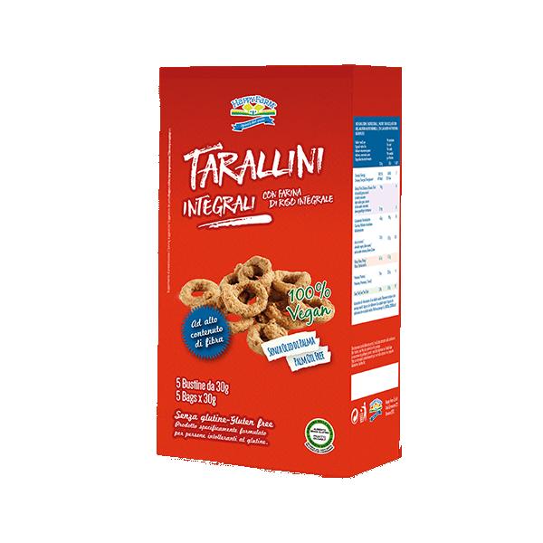 HAPPY FARM TARALLINI INTEGRALI 5X30G