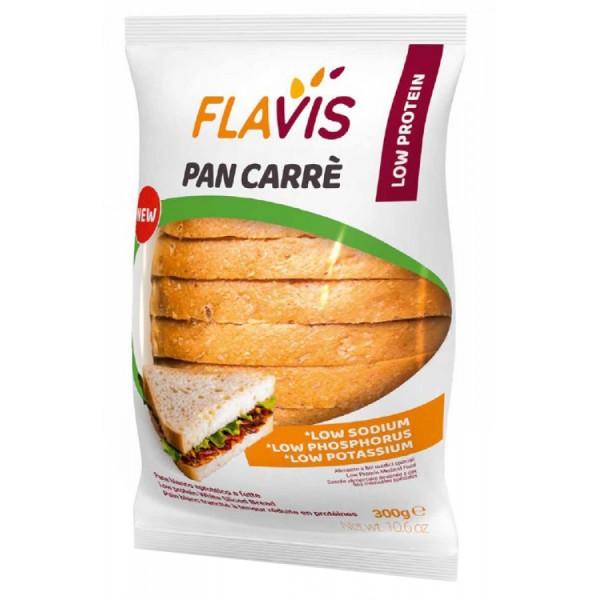 FLAVIS PAN CARRE 400G