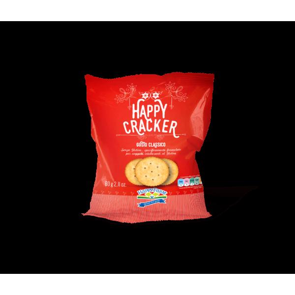 HAPPY FARM HAPPY CRACKER GUSTO CLASSICO 60G