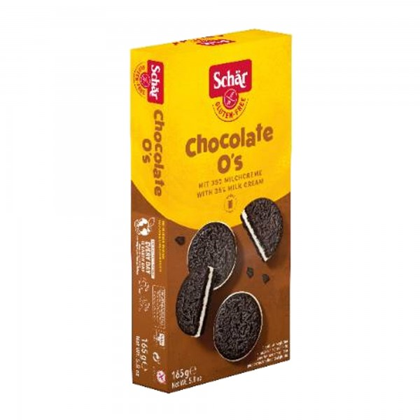 SCHAR CHOCOLATE O S 165G