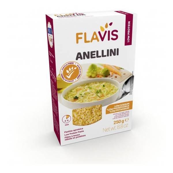 FLAVIS ANELLINI APROTEICI 400G