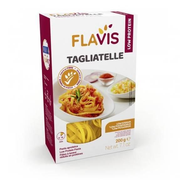 FLAVIS TAGLIATELLE APROTEICHE 200G