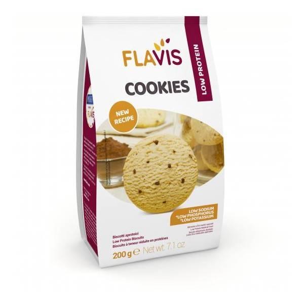 FLAVIS COOKIES APROTEICI 200G