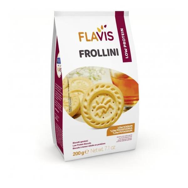 FLAVIS FROLLINO APROTEICO 200G
