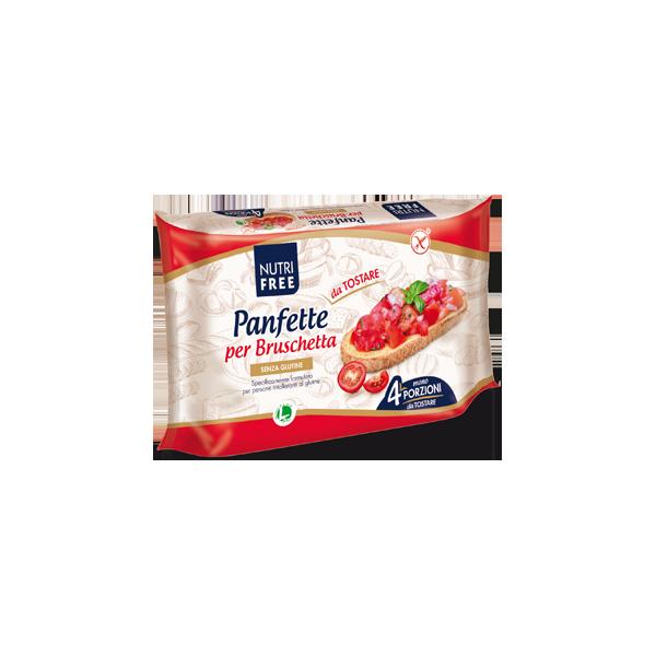 NUTRIFREE PANFETTE PER BRUSCHETTA