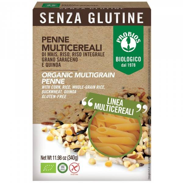 PROBIOS PENNE MULTICEREALI 340G