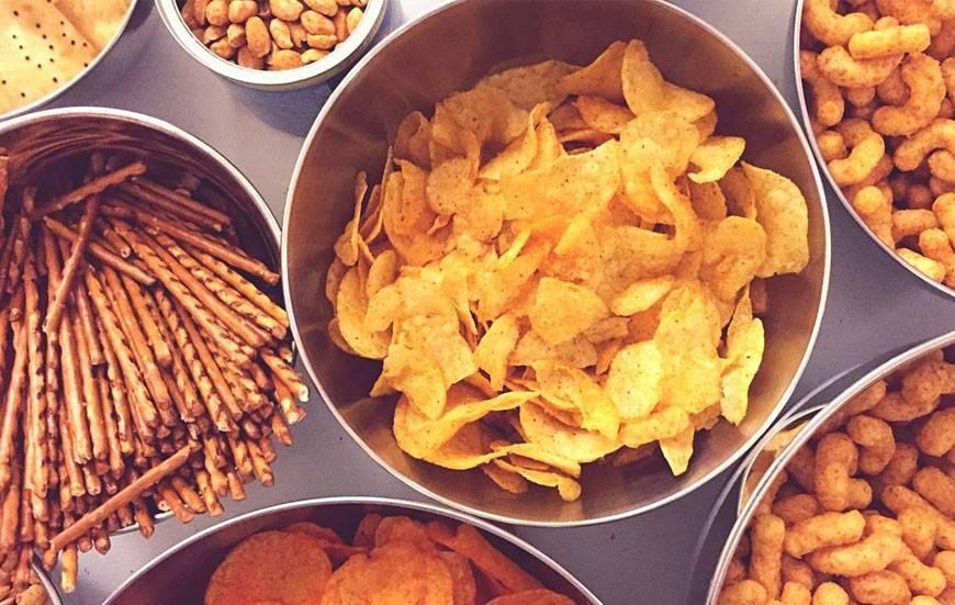 Snack per celiaci
